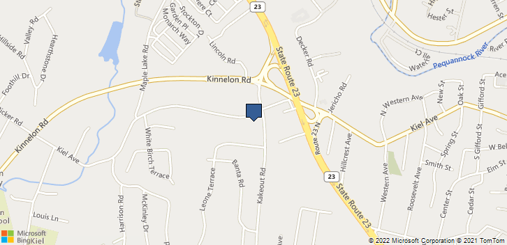 11 Kiel Ave 2nd Floor Kinnelon, NJ, 07405 Map