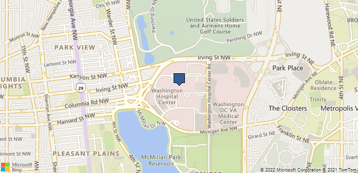 110 Irving St Nw Ste Nw Ste 2a-70 Washington, DC, 20010 Map