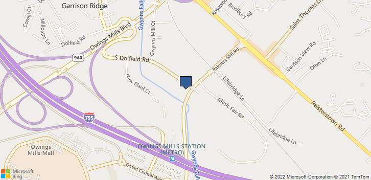 110 Painters Mill Rd, 10 Owings Mills, MD, 21117 Map