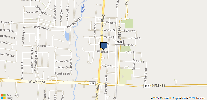 117 N Powell Pkwy Anna, TX, 75409 Map