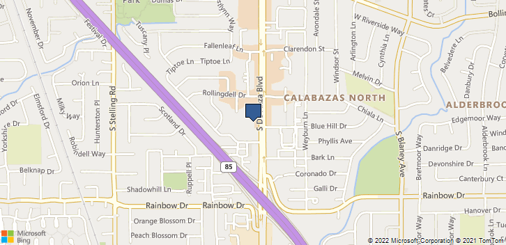 1173 S De Anza Blvd San Jose, CA, 95129 Map