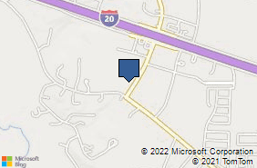 Bing Map of 126 S Ranch House Rd Ste 600 Willow Park, TX 76008