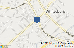 Bing Map of 131 Oriskany Blvd Whitesboro, NY 13492