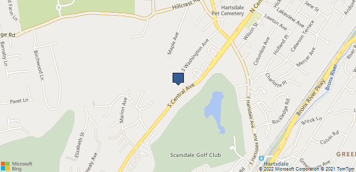 141 S Central Ave Hartsdale, NY, 10530 Map