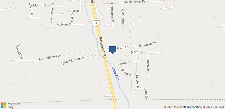 1415 Pittsburgh Rd Valencia, PA, 16059 Map
