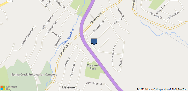 1460 Yardal Rd State College, PA, 16801 Map