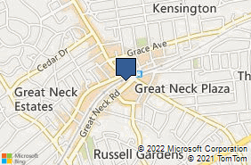 Bing Map of 15 Great Neck Rd Ste 7 Great Neck, NY 11021