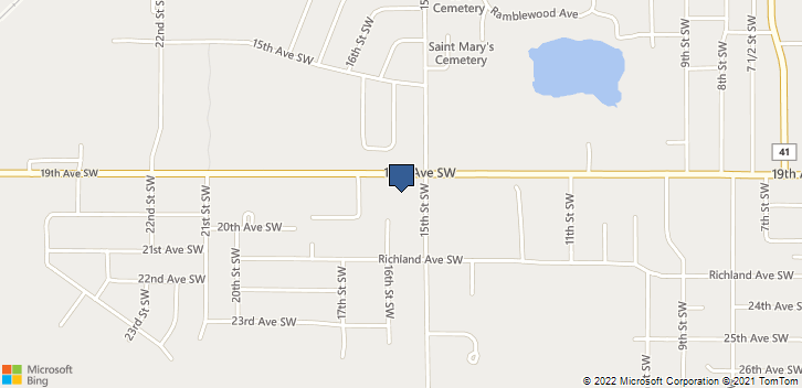 1501 19th Ave SW Willmar, MN, 56201 Map