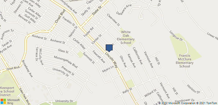 1501 Lincoln Way, Suite 203 White Oak, PA, 15131 Map