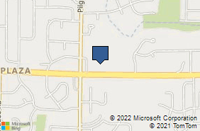 Bing Map of 15400 W Capitol Dr Ste 206 Brookfield, WI 53005