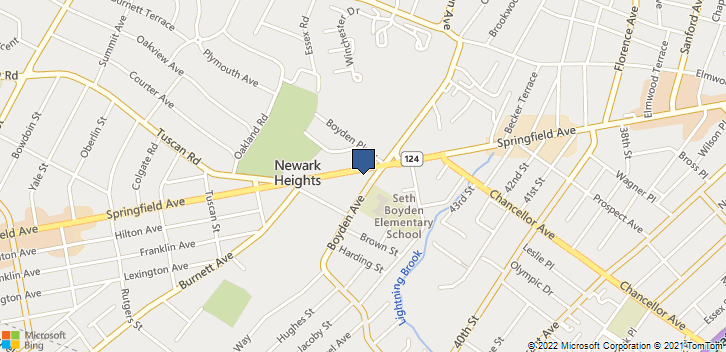 1559 Springfield Ave. Maplewood, NJ, 07040 Map