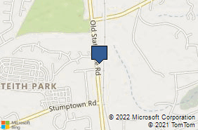 Bing Map of 15906 Old Statesville Rd Ste A Huntersville, NC 28078