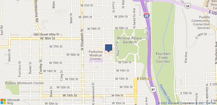 1600 N Grand Ave Ste 150 Pueblo, CO, 81003 Map