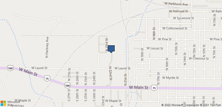 1600 W Laurel St Lot 2  Independence, KS, 67301 Map