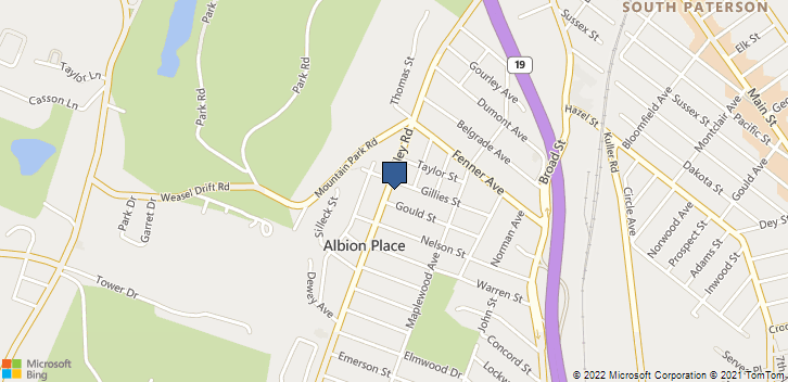 161 Valley Rd Clifton, NJ, 07013 Map