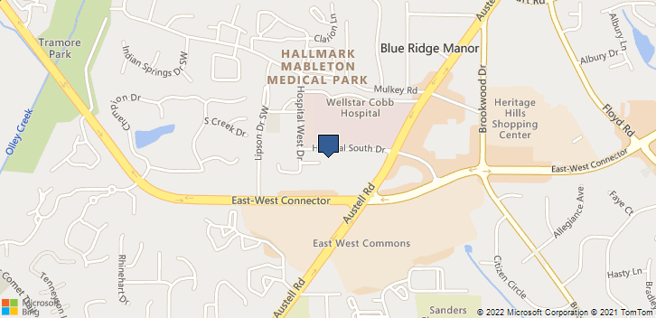 1700 Hospital S Dr Austell, GA, 30106 Map