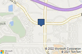 Bing Map of 1745 Shea Center Dr Ste 400 Highlands Ranch, CO 80129