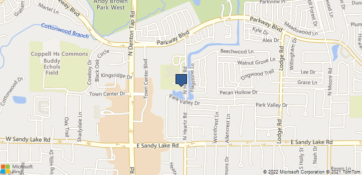 177 N Heartz Rd Coppell, TX, 75019 Map