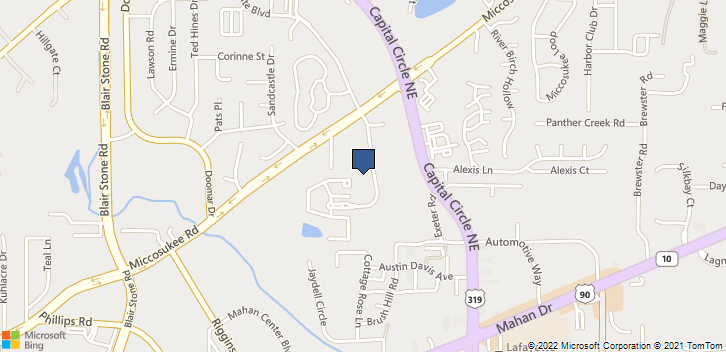 1804 Miccosukee Commons Dr Tallahassee, FL, 32308 Map