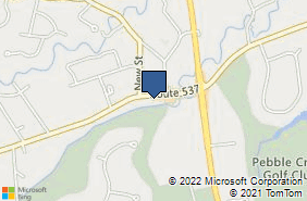 Bing Map of 186 Route 537 Colts Neck, NJ 07722