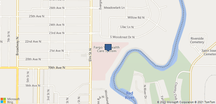 1919 Elm St N Fargo, ND, 58102 Map