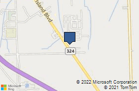 Bing Map of 1979 Grand Island Blvd Grand Island, NY 14072