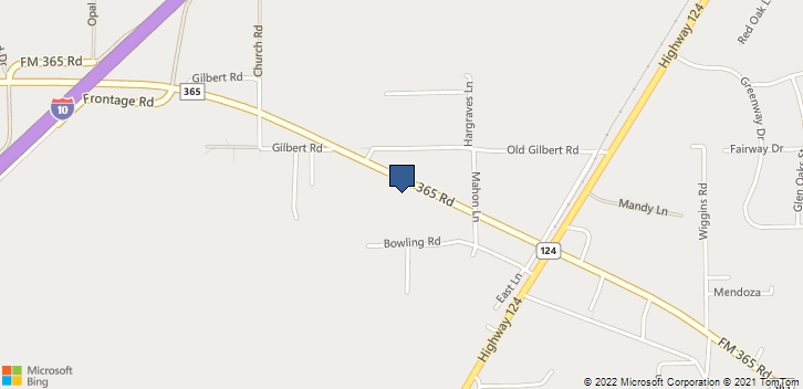 19831 Highway 365 Beaumont, TX, 77705 Map