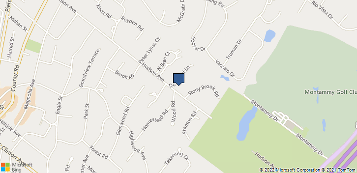 2 Dogwood Ln Tenafly, NJ, 07670 Map