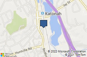 Bing Map of 200 Katonah Ave Katonah, NY 10536