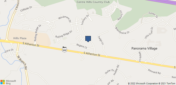 200 Scenery Park Dr State College, PA, 16801 Map