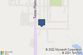 Bing Map of 201 E 19th St Dumas, TX 79029
