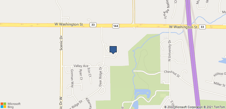 205 Valley Ave West Bend, WI, 53095 Map