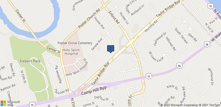 207 House Ave Ste 105 Camp Hill, PA, 17011 Map