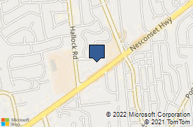 Bing Map of 215 Hallock Rd Ste 1b Stony Brook, NY 11790