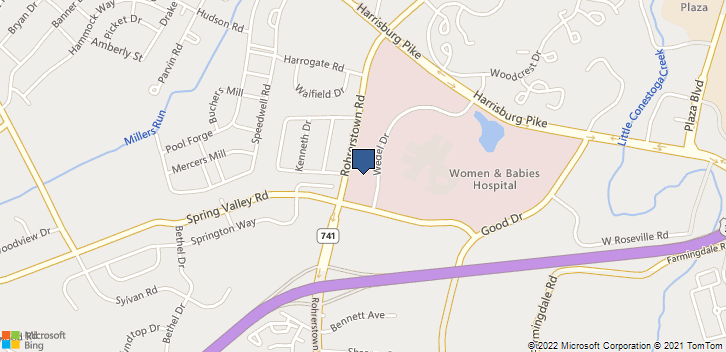 2150 Harrisburg Pike Ste 200 Lancaster, PA, 17601 Map
