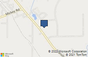 Bing Map of 217 Mansfield Ave Shelby, OH 44875