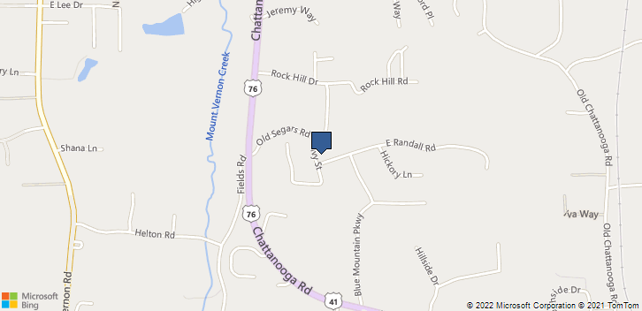 217 West Randall Rd  Rocky Face, GA, 30740 Map