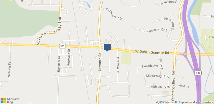 2181 W Dublin Granville Rd Columbus, OH, 43085 Map