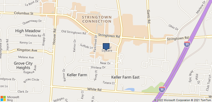2185 Stringtown Road Grove City, OH, 43123 Map