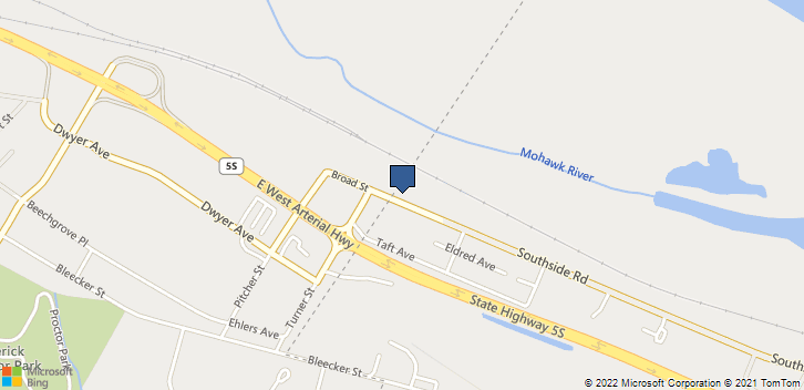 2211 Broad St Frankfort, NY, 13340 Map