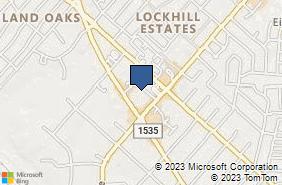 Bing Map of 2211 Nw Military Hwy Ste 122b San Antonio, TX 78213