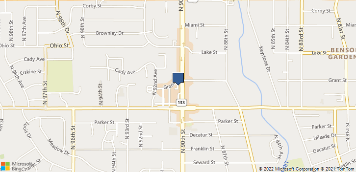 2220 North 90th Street Omaha, NE, 68130 Map