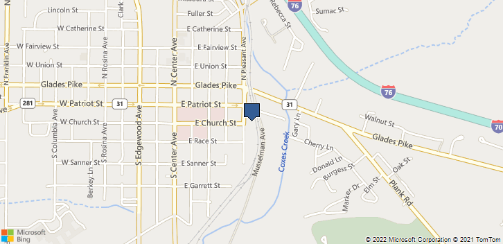 223 S Pleasant Ave 402 Somerset, PA, 15501 Map