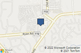 Bing Map of 22621 Amendola Ter Ste 165 Ashburn, VA 20148