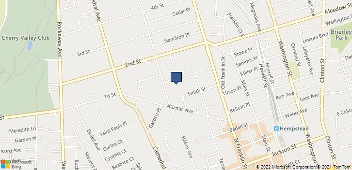 230 Hilton Ave Hempstead, NY, 11550 Map