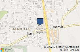 Bing Map of 23878 Se Kent Kangley Rd Maple Valley, WA 98038