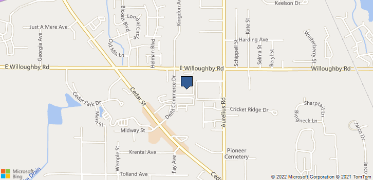 2450 Delhi Commerce Drive Holt, MI, 48842 Map