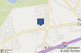 Bing Map of 2450 Kuser Rd Ste I Hamilton, NJ 08690