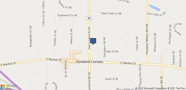 248 Niles Cortland Rd NE Warren, OH, 44484 Map