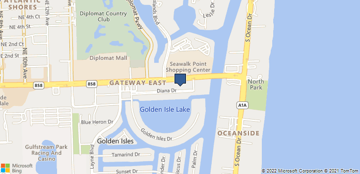 2500 East Hallandale Beach Blvd Hallandale Beach, FL, 33009 Map